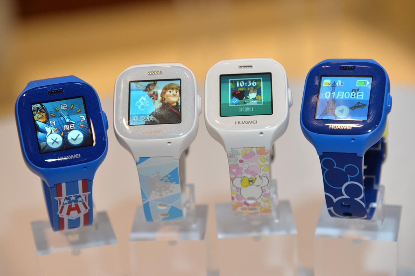 儿童手表 迪士尼_华为也来抢食儿童手表的蛋糕,选择迪斯尼和漫威合作 - 动点科技