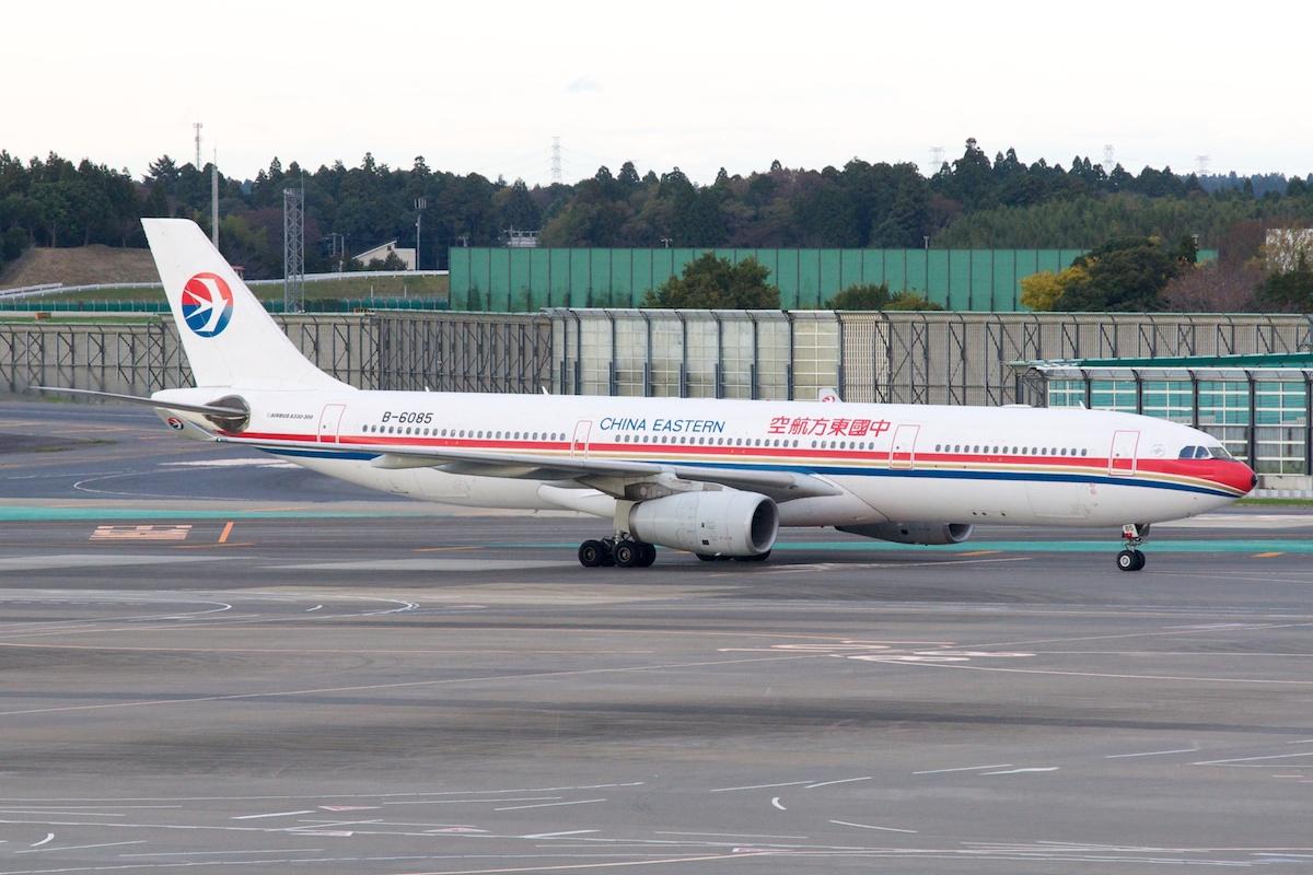 东航 客机