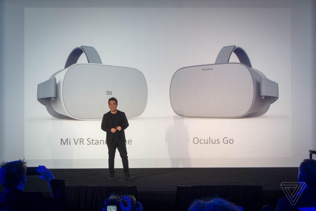 Oculus Go 小米