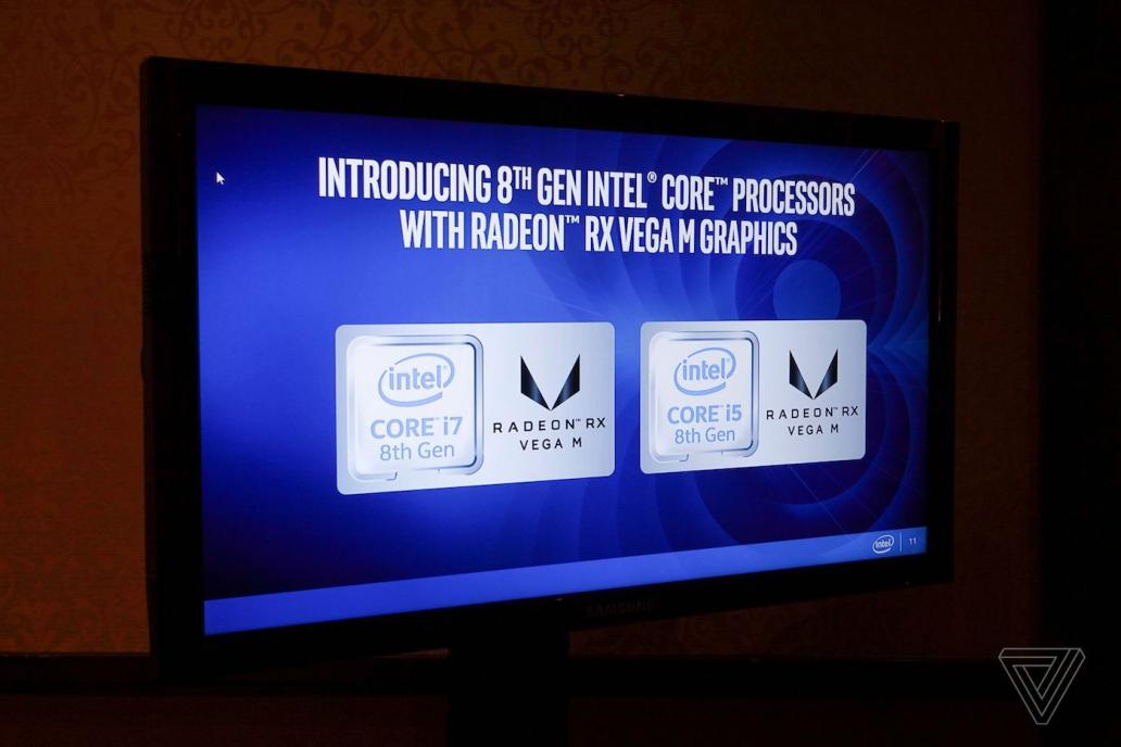 英特尔 AMD