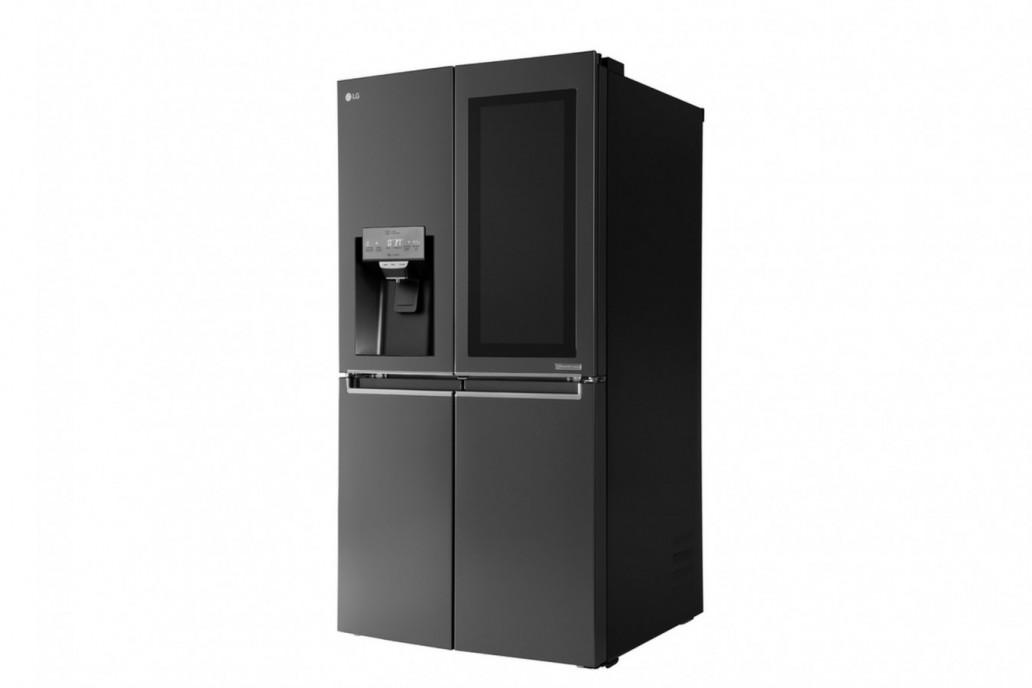 LG InstaView ThinQ 智能冰箱