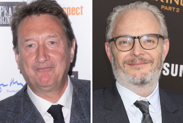 Steven Knight Francis Lawrence