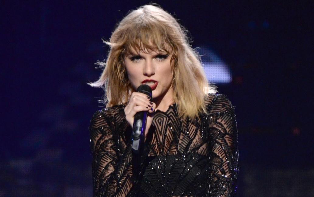 Taylor Swift 索尼音乐 Facebook