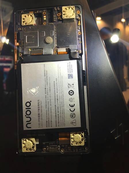Nubia 游戏手机