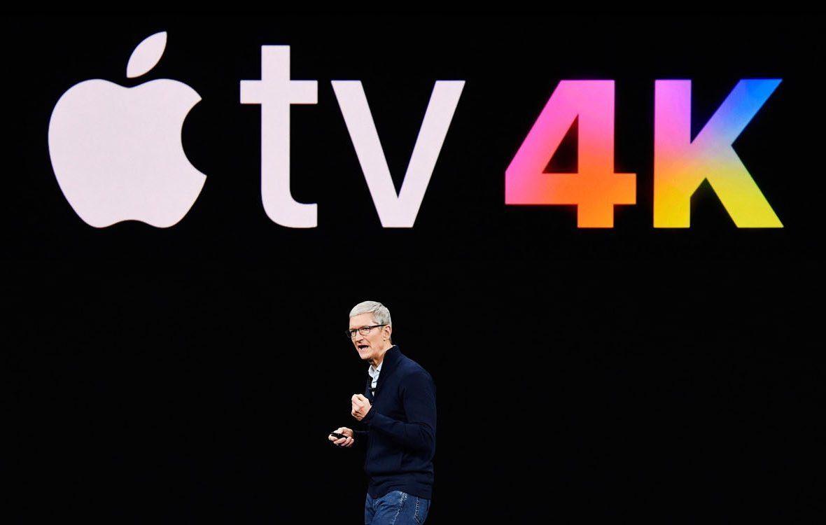 苹果 原创内容 Apple TV 4K