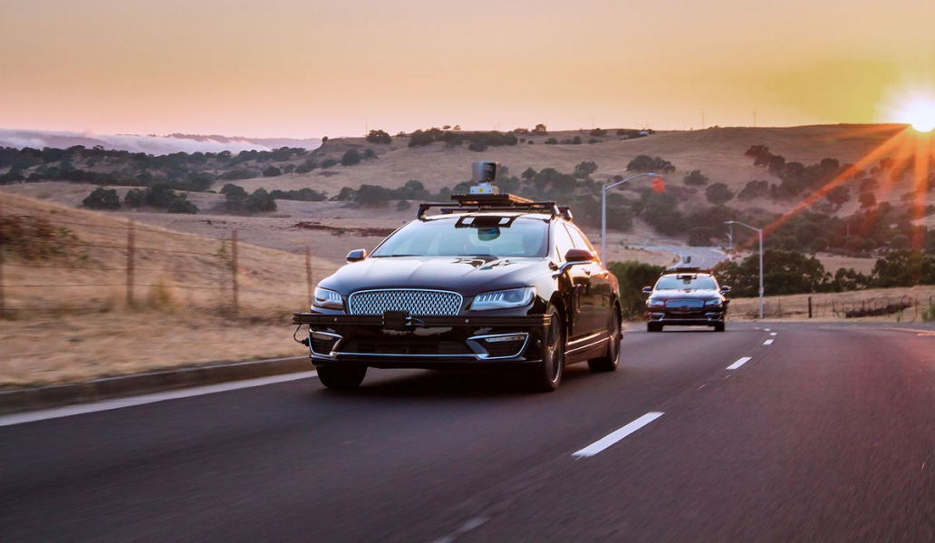 自动驾驶创业公司 Aurora