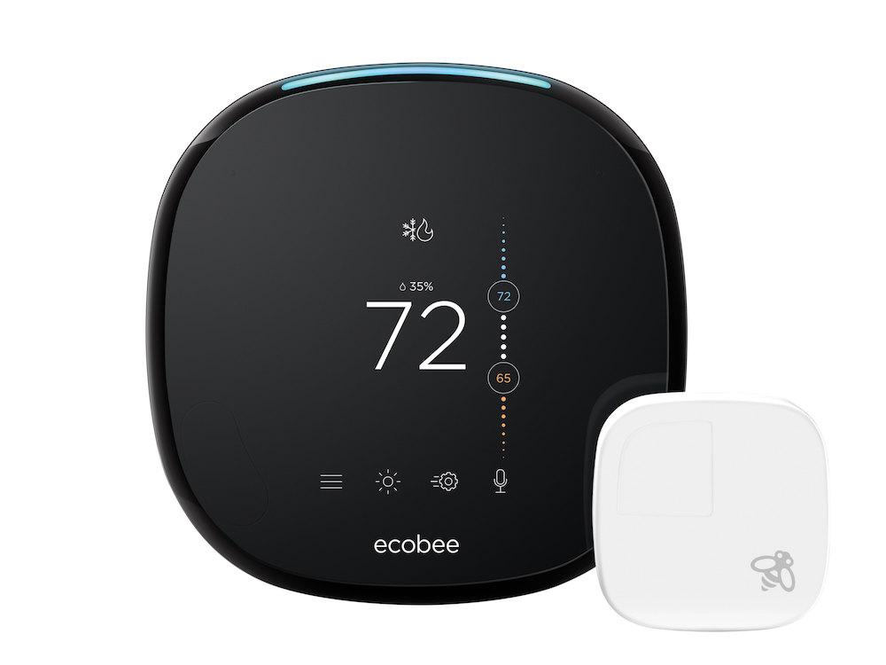 Alexa 智能恒温器 Ecobee4
