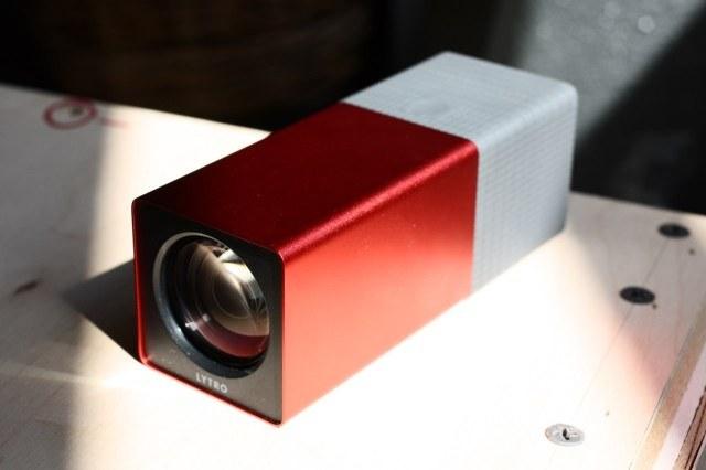 光场相机创业公司 Lytro