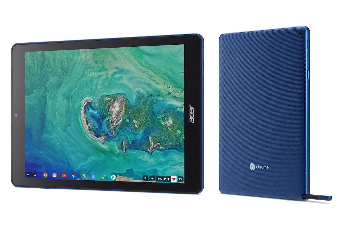 宏碁 Chromebook Tab 10