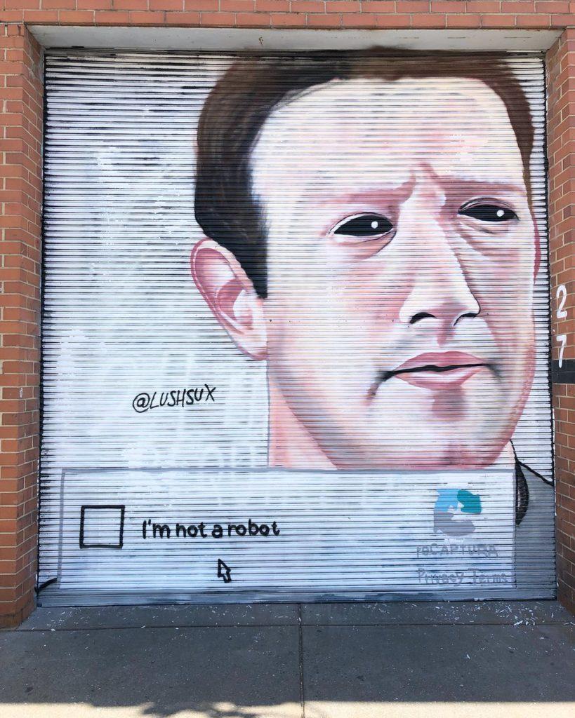 Facebook 扎克伯格