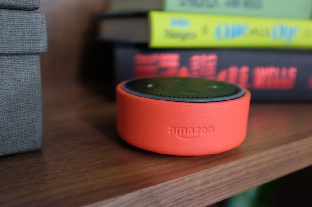 亚马逊 儿童版 Echo Dot