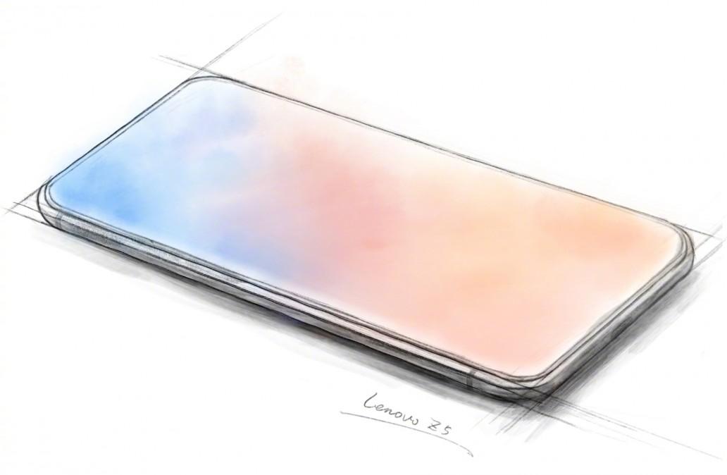 联想预告其真·全面屏新手机 Z5