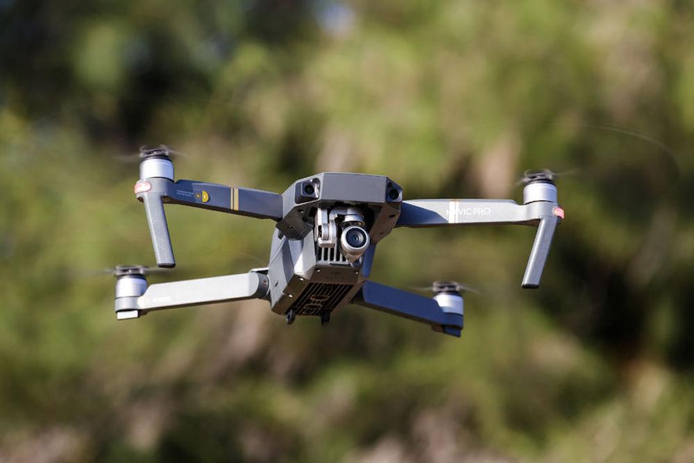 微软和大疆合作将更智能的无人机引入企业