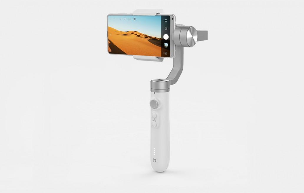 米家推出针对手机的手持云台