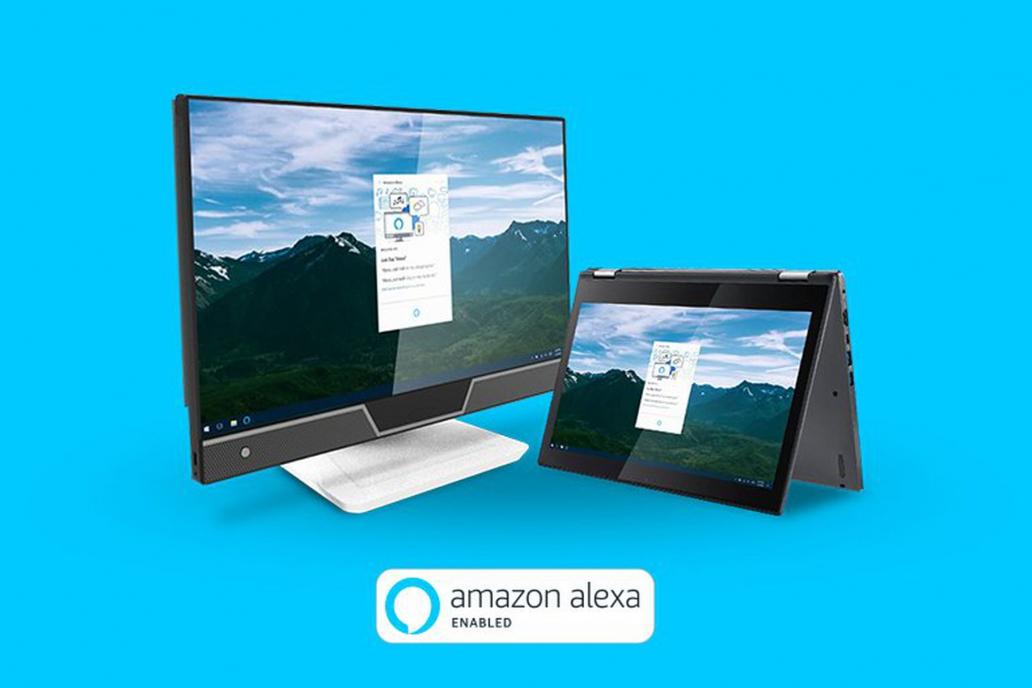 亚马逊的全新二合一电脑与笔记本电脑设计可以让更多 PC 用上 Alexa