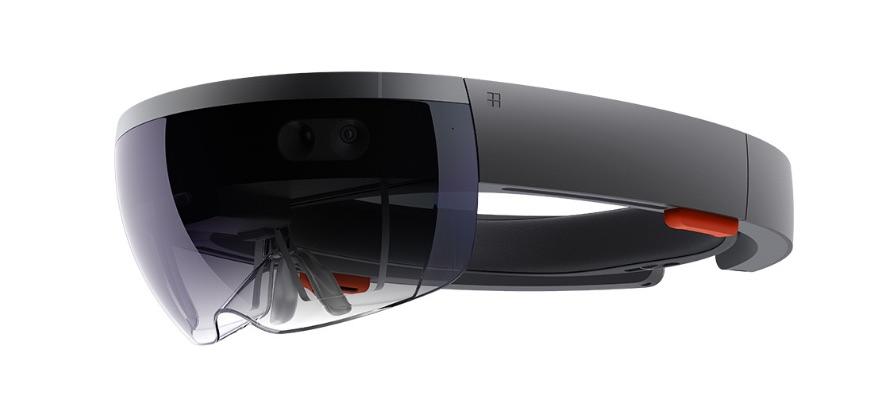 微软或计划于今年内公布 HoloLens 2