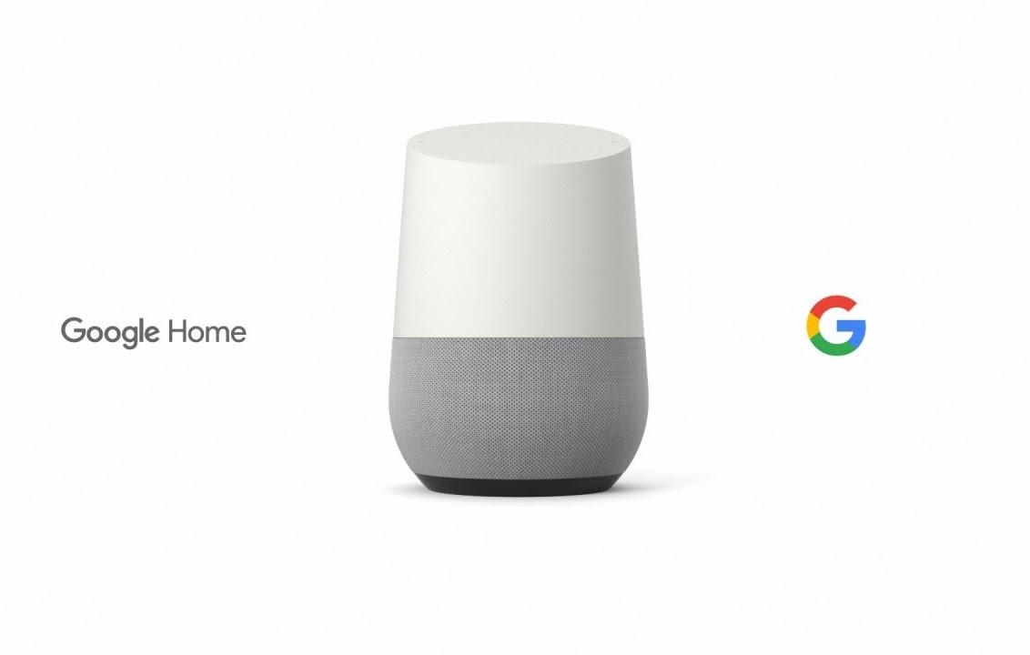Google Home 智能音箱