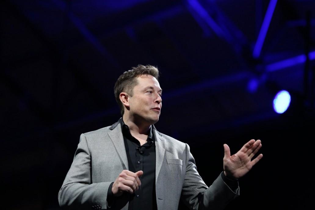 特斯拉 Elon Musk