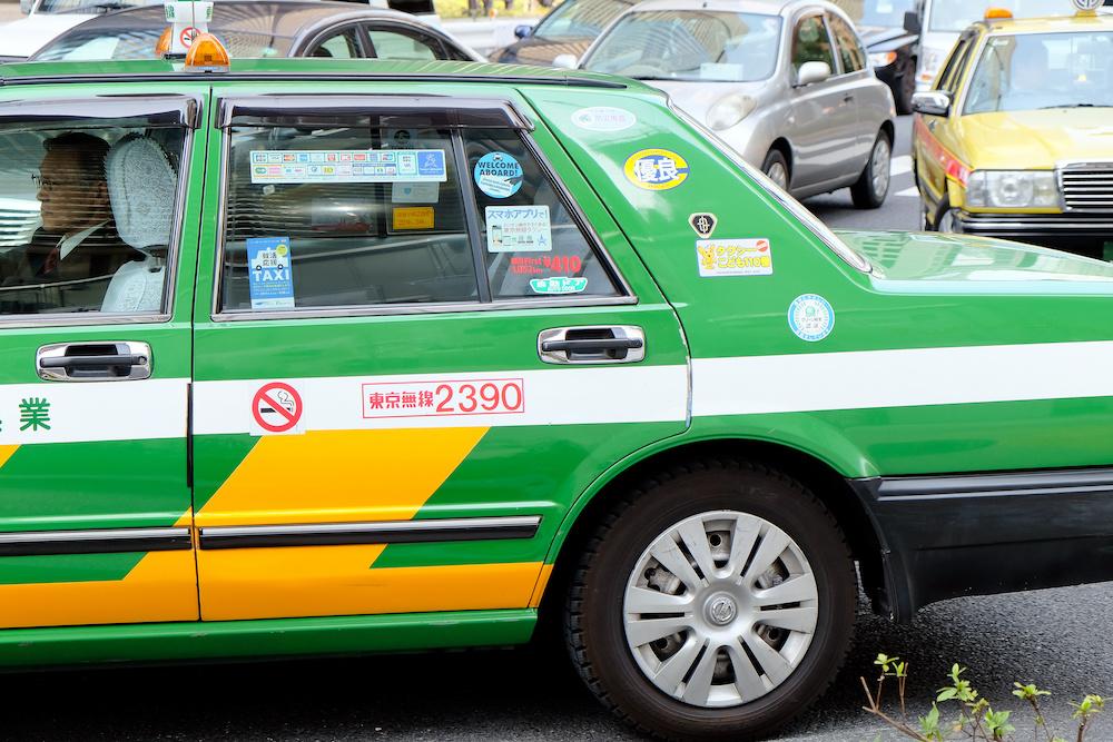 滴滴出行和软银通过合资公司进军日本出租车打车市场