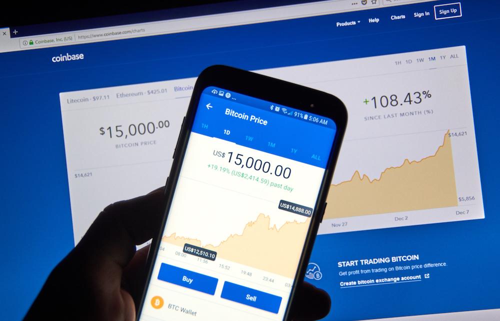 Coinbase 用户可以使用比特币购买充值礼品卡