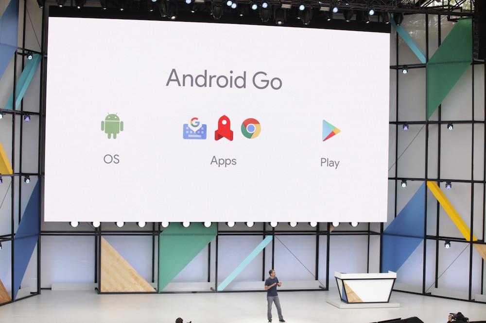 Android 9 Pie(Go edition)将于今年秋登场