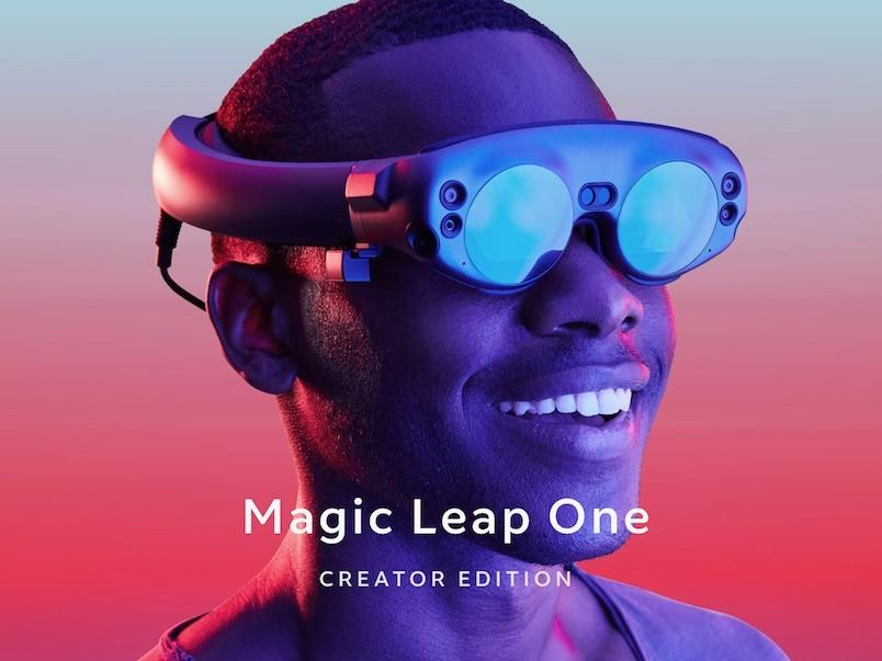 Magic Leap One 混合现实头显售价 2295 美元,即日发售