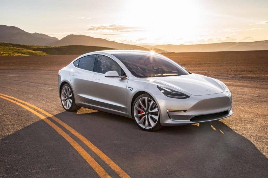 特斯拉计划将 Model 3 的生产速度提高至每周 6000 辆