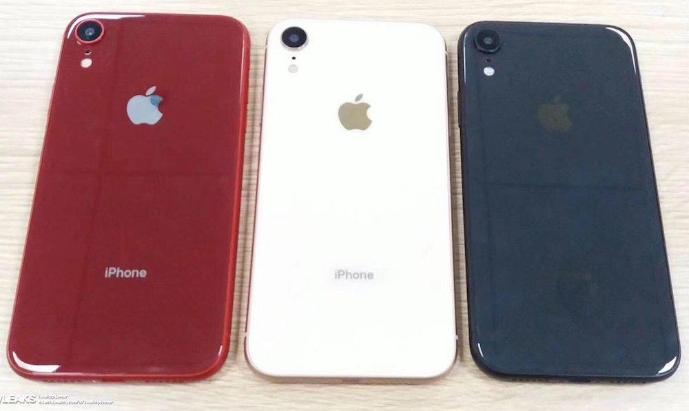 最新泄露消息表明苹果的入门级新机叫做 iPhone XC