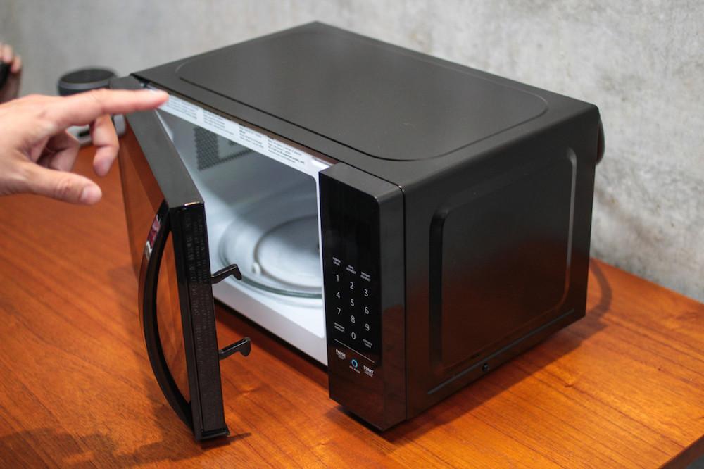 亚马逊 Alexa 微波炉