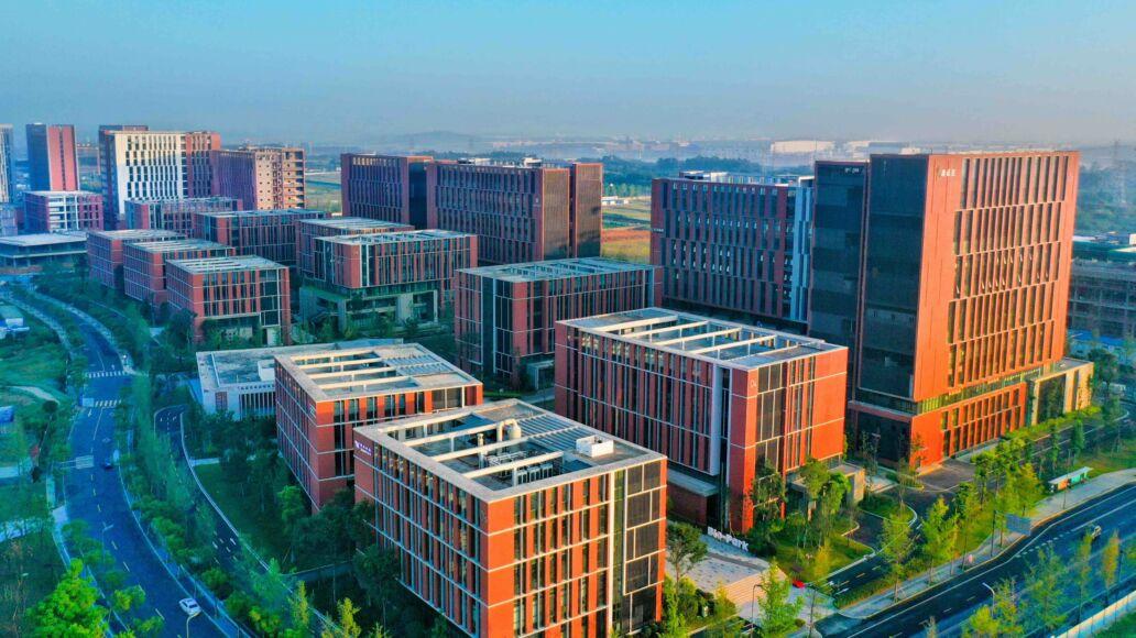 Chengdu Bio-Town 生物城