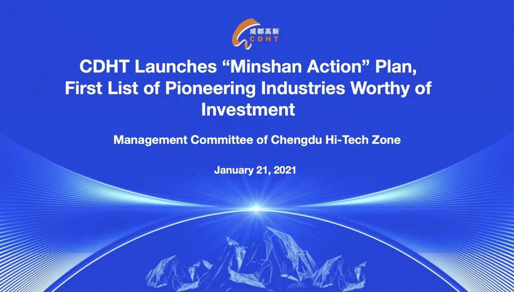 Chengdu Minshan Action Plan